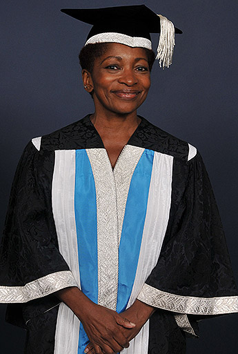 Critically-acclaimed author and playwright Bonnie Greer is the new Chancellor of Kingston University.