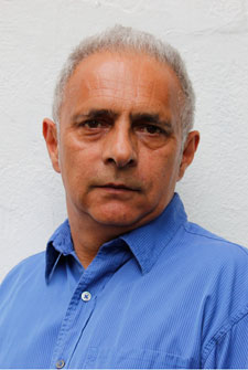 Acclaimed writer Hanif Kureishi, who has been made a Professor at Kingston University