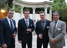 Kingston University alumni reception in Athens