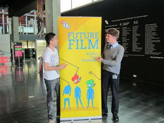 Kingston University BFI interns 201213