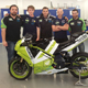 Electric motorbike powers its way to fourth place at Isle of Man TT