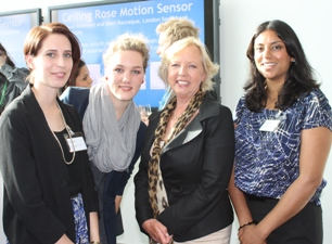 Dragon's Den investor Deborah Meaden was one of the judges at the 2013 Mayor's Low Carbon Prize ceremony