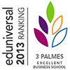 Eduniversal ranking logo