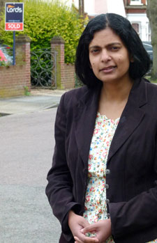 Dr Rupa Huq has warned that politicians ignore the suburbs at their peril because the next election will be won and lost there.
