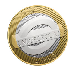 The Royal Mint is producing special coins for the London Underground anniversary