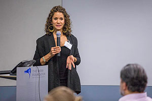 Elinor Olisa, director of degreeart.com