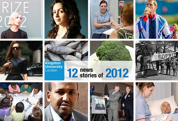 The 12 news stories of Christmas – the best of Kingston University 2012