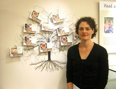 Iona Baker winner of student bursary at British Science Festival