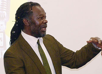 Sauce king Levi Roots explained how he built up his business.