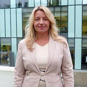 Associate Professor of Accounting, Finance and Informatics Dr Vladlena Benson