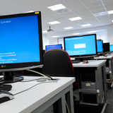 IT facilities on campus at Kingston University