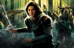 Swashbuckling Ben Barnes enthralled cinema audiences with his portrayal of Prince Caspian in The Chronicles of Narnia (photo: © Disney)