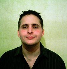 Award winning historian, Dr Andrew Stedman