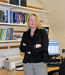 Professor Julia Davidson said the research would explore how online groomers target their victims.