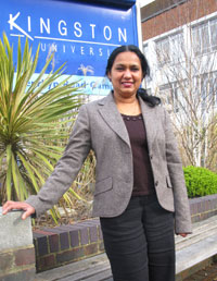 Academic expert Dr Yamuna Kaluarachchi believes there is enormous potential for pensioners to cut their fuel consumption and contribute more to the debate on climate change.