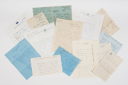 The 250 letters added to the Iris Murdoch archive reveal the depth of her feelings for philosopher Philippa Foot.