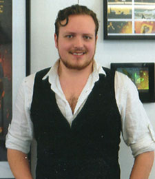 Ben Tobitt has just completed a degree in illustration and animation at Kingston University.