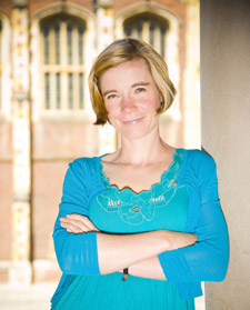 Dr Lucy Worsley, Chief Curator for Historic Royal Palaces, said the University's collaboration was very important to Hampton Court Palace