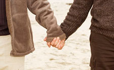 The new Kingston research says residential care can be like going back into the closet for older gay people.