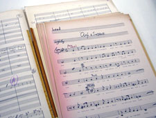 Music from Half a Sixpence also features in the collection.
