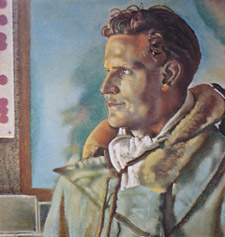 Sergeant H.D. Parker by Eric Kennington, 1941.