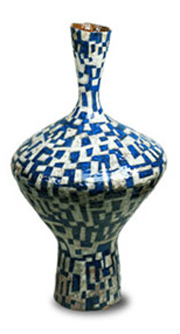 Giuseppe Civitelli (1907-1990), Vaso [Vase], 1955, 73.5 x 42 x 42 cm © Bernd and Eva Hockemeyer Collection