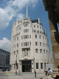 Marwa is now working at BBC Broadcasting House in London as a broadcast assistant.