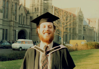 Paul Wainwright graduated from Manchester University in 1980 with a Master of Science in Nursing before going on to complete a PhD at the University of Wales Swansea.