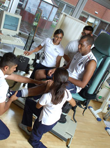 The Faculty is preparing to launch a new Master's in Physiotherapy, aimed at graduates eager to play a key role in the profession.