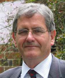 Richard Ennals, Professor of Corporate Responsibility and Working Life at Kingston University