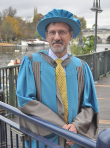 Professor Richard Lane has spent much of his 30-year career researching insect-borne tropical diseases.