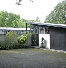 Kenneth Wood's winning design from a 1950's architectural competition.