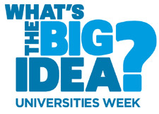Universities Week logo