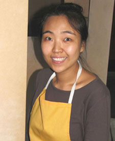 Younghwa Lee from Seoul is studying MA Design: Product and Space at Kingston University.