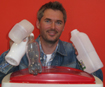 Dr Steven Guilbert is exploring recycling habits.