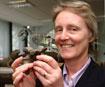 Dinosaur expert Dr Angela Milner