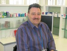 Professor  Chris Cairns