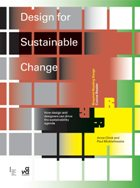 Design for Sustainable Change front cover.