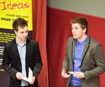 Jason Rees and Alex Harris