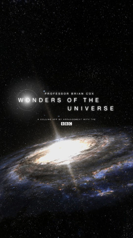 During the two-year KTP graduate Mateusz Stawecki designed Brian Cox's Wonders of the Universe app