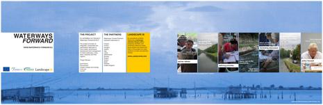 Waterways Forward website