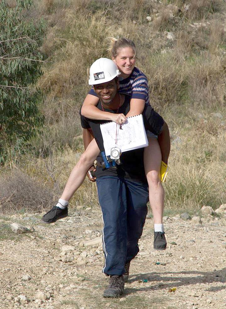 Kenyeh on a field trip