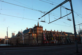 Den Haag Parliament