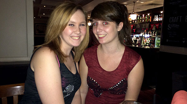 Happy Birthday to my friend Jen!