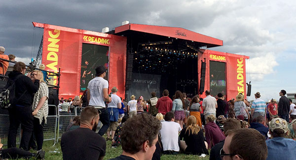 Finally!! Reading Festival!! We saw some amazing bands
