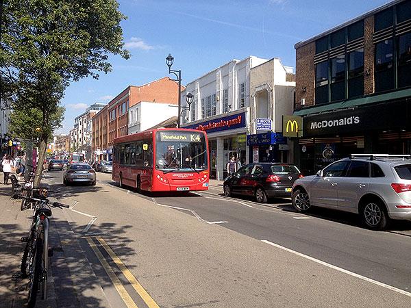 Surbiton, Victoria Road