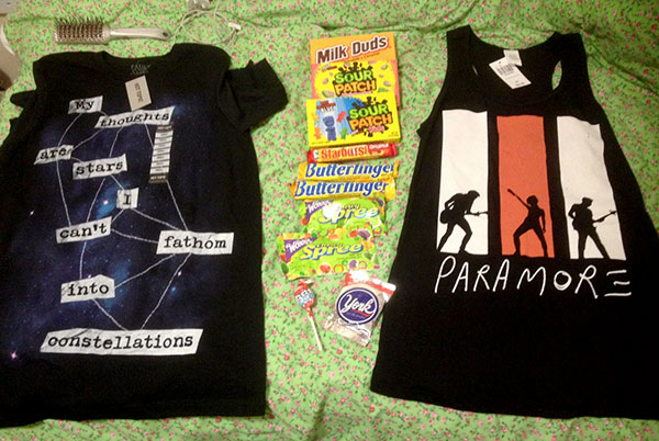 Goodies from America