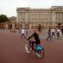 Sight seeing in London on the amazing rent a bikes - Kingston University London