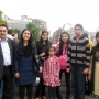 Me and my family celebrating my 21st in Central London  - Kingston University London