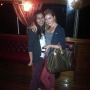 At the Boat Party with Kiran - Kingston University London